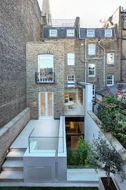 balcony design for home. view in gallery contemporary extension of classic london home with juliet balcony [design: mb design studio] for