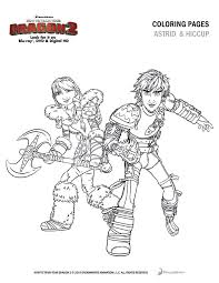 Small Picture How to Train Your Dragon 2 Free Coloring and Activity Pages