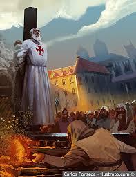 Resultado de imagem para fogueiras da inquisição