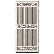 perforated metal screen door. Perforated Metal Screen Door Unique Home Designs 36 In. X 80 Sylvan Almond