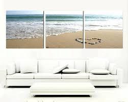 beach wall art decor 3 piece wall art pictures romantic beach wall art lovely stone sea beach wall art decor