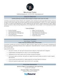 nightmare resume makeovers topresume elphaba