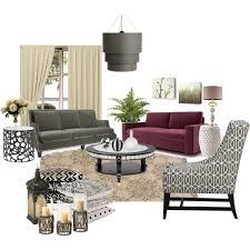 i like the idea of bringing some grey black and cream we already have burgundy furniture decorating ideas