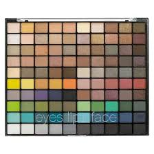 e l f 100pc eyeshadow palette available this holiday at target targetstyle elfholiday