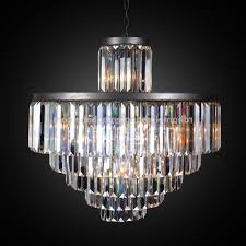 our hottest elegant trendy chandelier ever the top quality chrome end and the fragile clear giant glass crystal accents add distinction to this a
