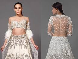 Manish Malhotra Designer Blouse Collection 5 Stylish And Hot Manish Malhotra Blouse Designs We Love