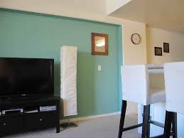 Teal Accent Wall Wallpaper