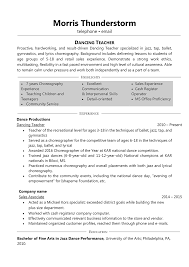 Teaching Resume Teacher Resume Samples And Writing Guide [100 Examples] ResumeYard 41