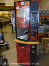 Douwe Egberts Vending Machine Impressive Douwe Egberts Coffee C48 Onlineauctionmaster
