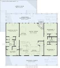 652 Best Floor Plans 3 Images On Pinterest  Architecture House Country Style Open Floor Plans