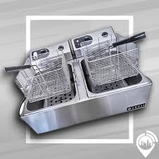 Anvil <b>Double Electric Deep fryer</b>