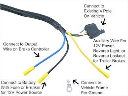 4 wire flat pin trailer wiring diagram rate cable ietisha 4 wire flat 7 blade wiring diagram online harness prong trailer plug cable