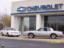 1985 Chevrolet Monte Carlo SS id 412