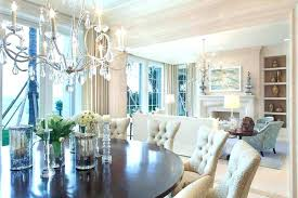 dining room chandeliers with crystals contemporary crystal dining room chandeliers image concept