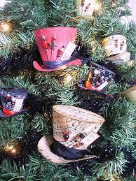 Christbaumschmuck Der Verrückte Hutmacher Christmas