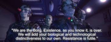 We Are The Borg - Home | Facebook