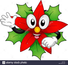 Anthropomorphic Christmas Clip Art Stock Photos