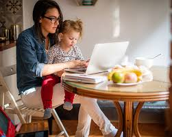 Working Parent Vs Stay At Home Parent
