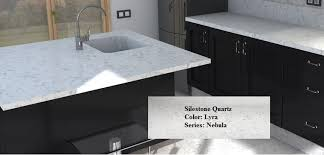 deep silestone quartz kitchen countertops slabs mesa az