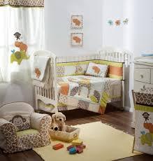 baby nursery casual uni animal safari crib bedding decoration bedroom surprising using along with mobile and