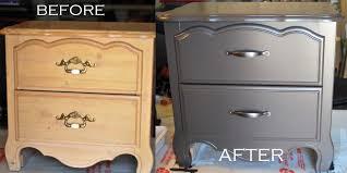 laminate furniture makeover. Painting Laminate Furniture Makeover
