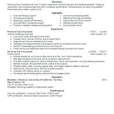 Resume Example Objective Best Of Personal Assistant Resume Example Personal Assistant Resume