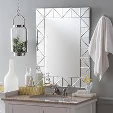 modern bathroom mirrors. Miami Modern Bathroom Mirror Mirrors
