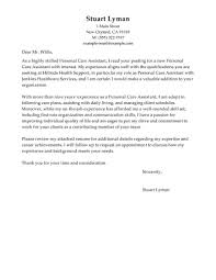 Childcare Resume Cover Letter Cover Letter For Child Care Assistant Sample Resume For Aged Care 69