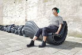 Furniture made from recycled plastic Vander Kooij The print Your City Project Recycles Plastic Waste Into 3dprinted Street Furniture Best Interior Design Ideas Street Furniture Made From Recycled And 3dprinted Plastic Curbed