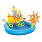 Водные надувные <b>игровые</b> центры <b>INTEX</b>, BestWay