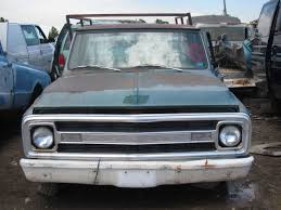 Junkyard Find: 1970 Chevrolet C10 - The Truth About Cars