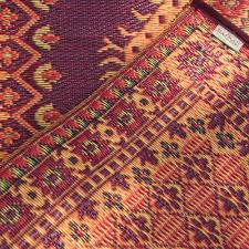 oriental turkish rust outdoor mat