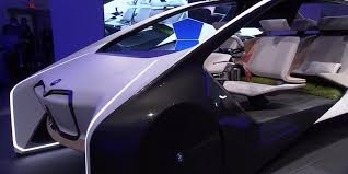 Bmw I Inside Future Concept Car Business Insider
