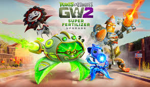 get the super fertilizer and no brainerz upgrades for plants vs zombies garden warfare 2 now