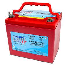 Gill Lt 7025 20 Sealed Lead Acid Battery Faa Pma