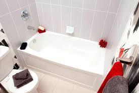 home improvement alcove acrylic bathtub reviews