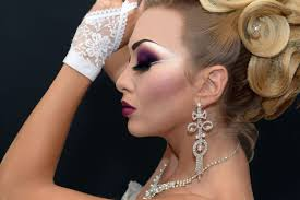 bridal make up course