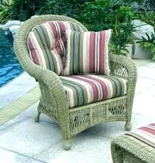 replacement cushions for wicker furniture replacement cushions outdoor furniture martha stewart