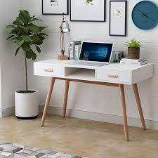 tables for home office. Interesting Office HG0293 White Scandinavian Style Modern Bedroom Dressing Tables Makeup Home  Office Desks To For D