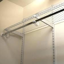wire shelf for closet luxury closet wire shelving wire shelves closet shelving design wiring for remodel wire shelf for closet