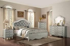 Tufted Bed Set — Allin The Details : Comfy White Tufted Bed For Your ...