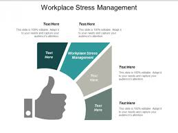 Workplace Stress Management Workplace Stress Management Ppt Powerpoint Presentation