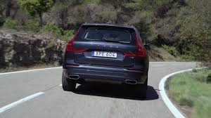 2018 volvo denim blue. brilliant volvo new volvo xc60 t6 denim blue driving footage and 2018 volvo denim blue
