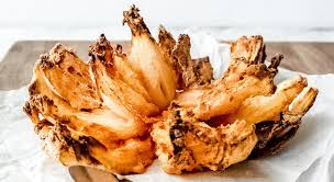 air fryer blooming onion the cookful