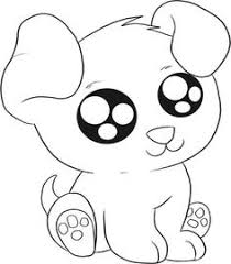 Small Picture Cute Puppy Dog Coloring page Coloring Book Pictures
