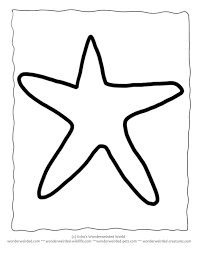 4ae1ed317a463e75ecda7e2f1f52b7cc printable starfish template, echo's free starfish outline patterns on easy crab coutout templates