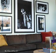 wall art above sofa enormous what to hang a sectional utr d co blog decorating ideas