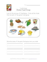 Small Picture dairy food group worksheet Preschool Nutrition Pinterest