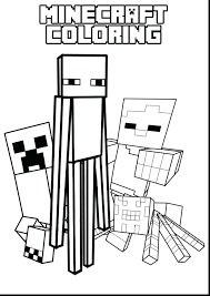 Minecraft Alex Coloring Pages Coloring Pages Free Printable Kids