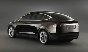 2016 Tesla Model X Suv best image gallery #5/12 - share and download